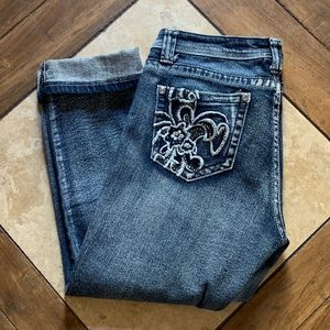 Rampage Cropped Jeans